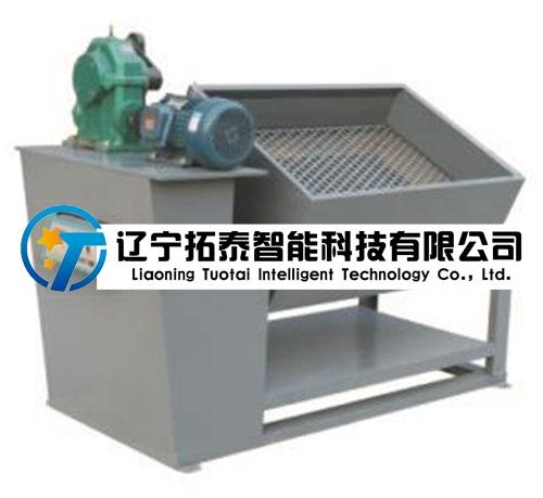 TT-ZSH-01 mechanical screen behind coke drum