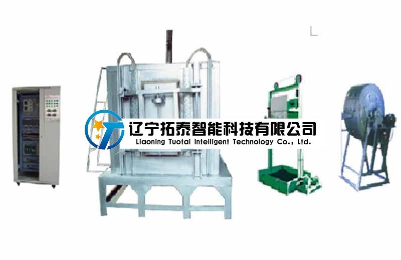 TTJL-40 type 40 kg electric heating test coke oven (side installation)