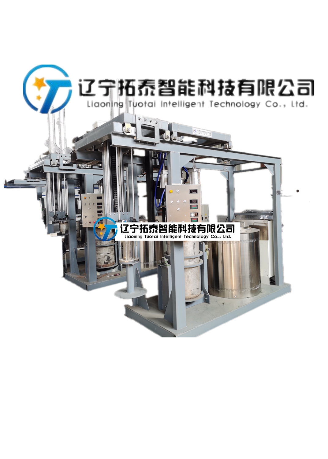 TT-YLD1-40 type simulated pressure test coke oven (load test coke oven)